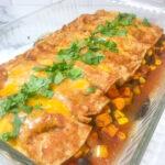 Vegetarian Enchiladas
